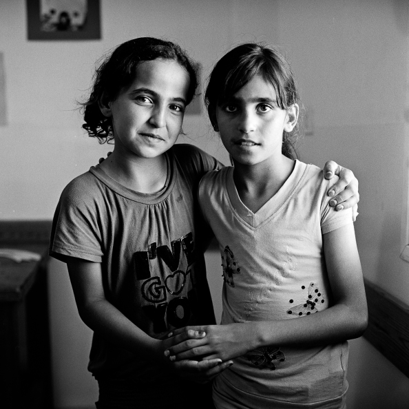 Arroub refugee camp © Yann Renoult