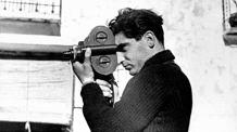 Portrait publié dans le Picture post, le 3 décembre 1938 avec une série de photographies sur la guerre d'Espagne.
