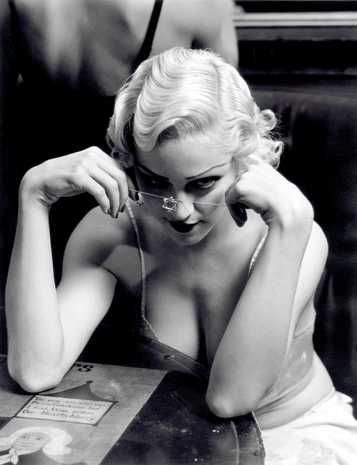 Madonna for Rolling Stone, 1991 © Steven Meisel