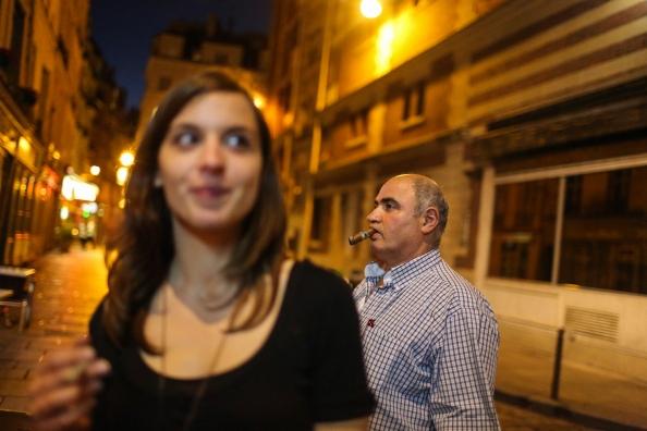 Paris, 13 juillet 2014 © Jeanne Frank