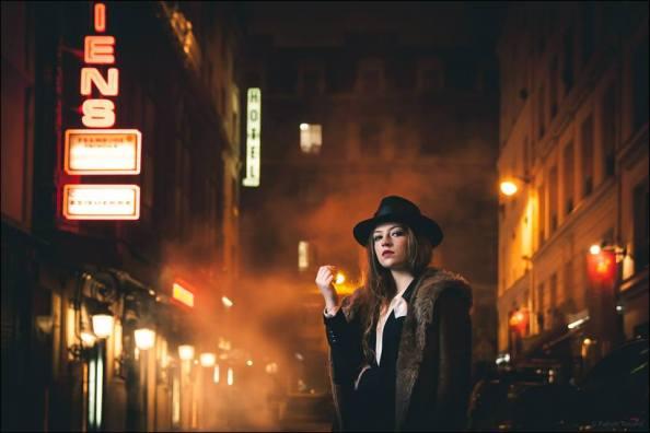 Pharelle Onoyan (Mafiosa) © Fabian Voizard
